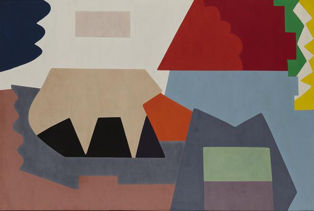 , 'Sylvia's White,' 1975, Tibor de Nagy