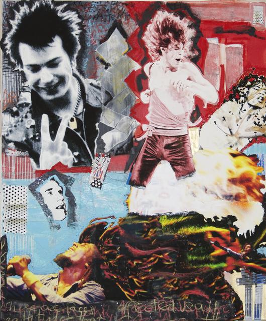 , 'Hair,' 2015, Lawrence Fine Art