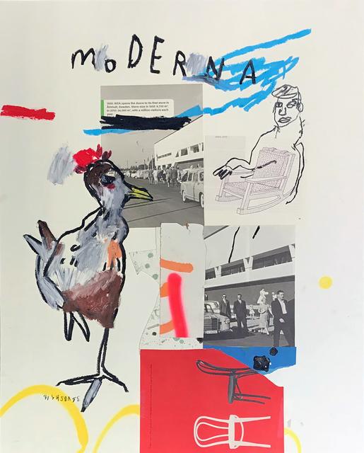 , 'POLLO EN LA MEMORIA,' 2019, Galerie Heike Strelow