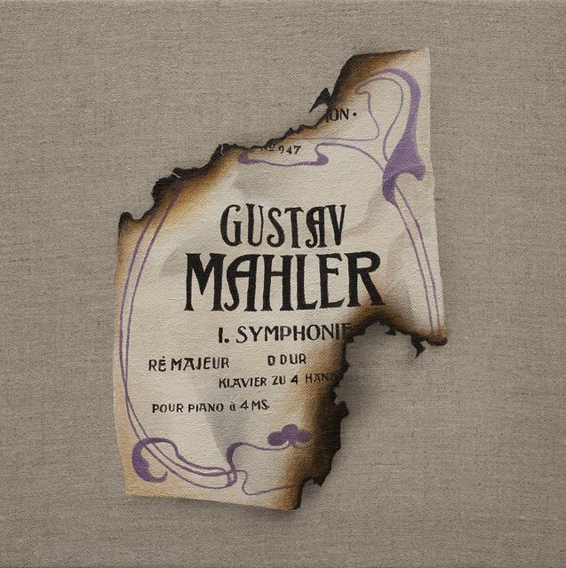 Paul Béliveau, 'In Memoriam: Mahler', 2019, Thompson Landry Gallery