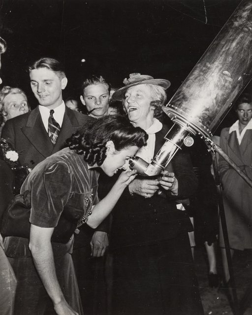 Weegee, 'A Trip to Mars, Times Square, New York', circa 1943-printed later, Heritage Auctions