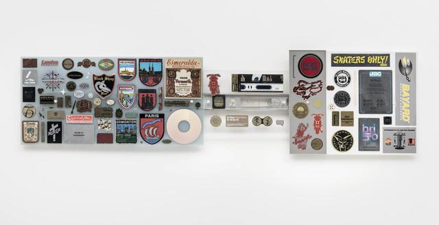 , 'Adhesive 36 - Silver, Gold, Precious Stones,' 2003, Bergamin & Gomide