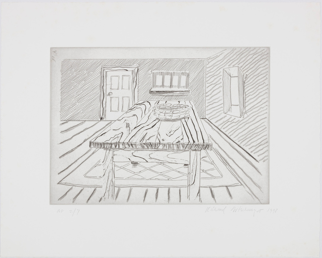 , 'Untitled, from Notes on a Room,' 1998, Gagosian