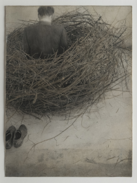 , 'Study for Nest,' 1993, Slete Gallery