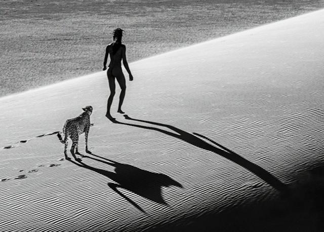 David Yarrow, 'On The Catwalk', 2013, Isabella Garrucho Fine Art