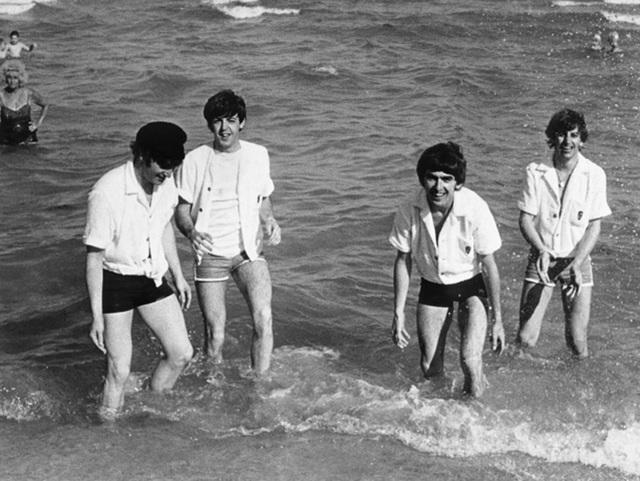 , 'Beatles in Miami,' 1964, TASCHEN