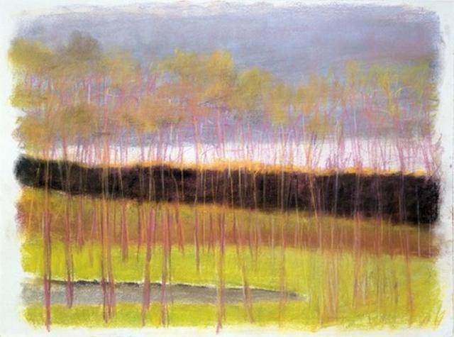 , 'Dark Through The Middle,' 2007, KM Fine Arts