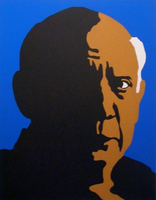 , 'Pablo Picasso,' 1973, Rena Bransten Gallery