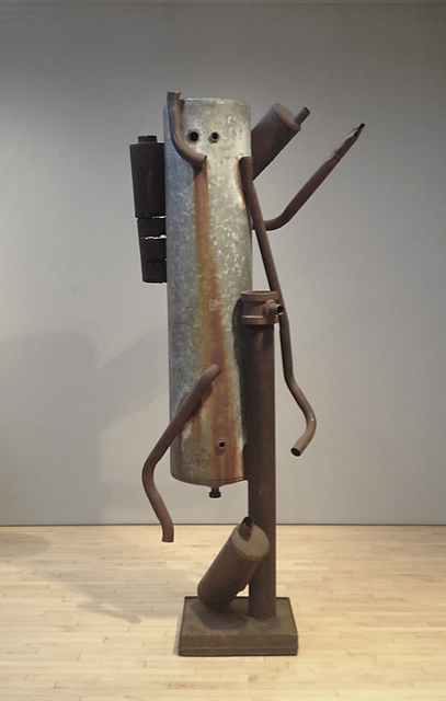 , 'Untitled (Tank),' 1963, Washburn Gallery
