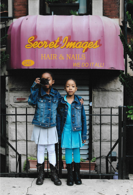Jamel Shabazz, 'Eden and Nazarus', 2013, Photography, 2013, The Studio Museum in Harlem