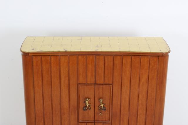 , 'Cabinet by Osvaldo Borsani and Lucio Fontana ,' ca. 1940, Dimoregallery