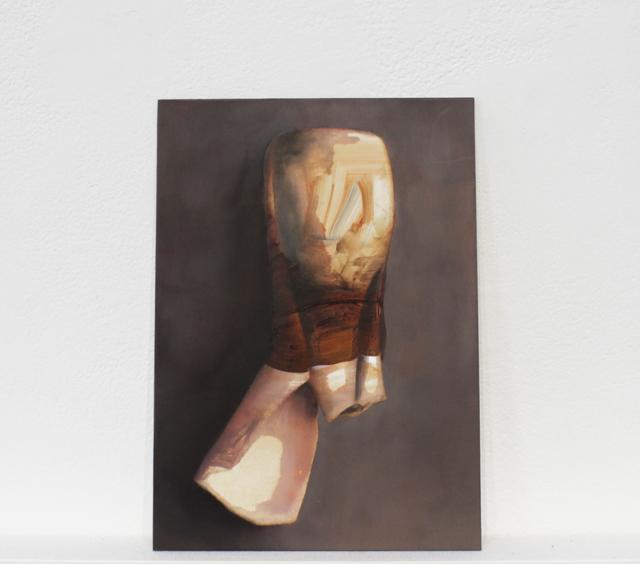 , 'Emy Roeder, Schwangere, 1918 num 3,' 2016, Josée Bienvenu