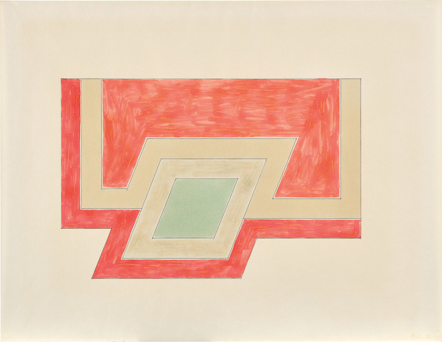 Frank Stella, 'Conway', 1966, Phillips