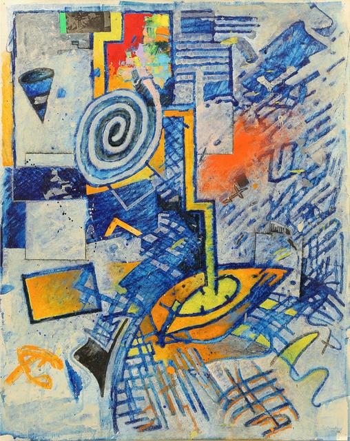 Robert Hudson, 'Untitled', 1989, Brian Gross Fine Art
