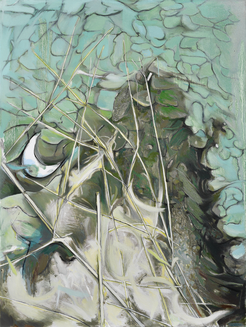 , 'Wild Forest in the Moonlight,' 2016, Katrine Levin Galleries