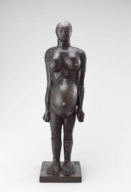 , 'La Femme Enceinte ,' , Musée Picasso Paris