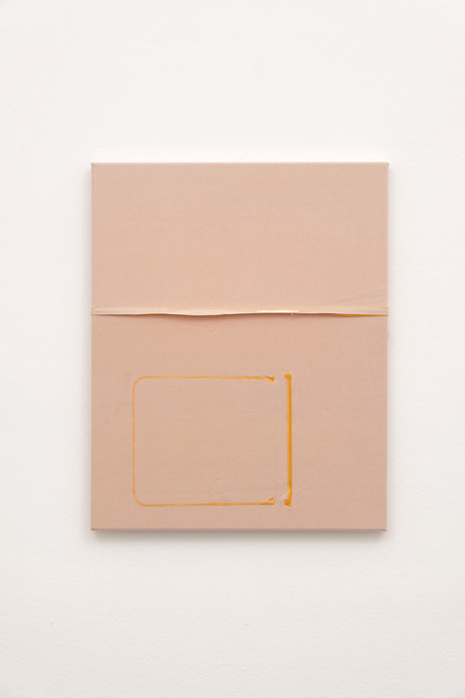 , 'Untitled (Because the sun is yellow 7/9),' 2014, Jeanroch Dard