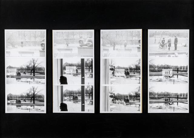 Aldo Tagliaferro, 'Highlighting through everyday life', 1977, Martini Studio d'Arte