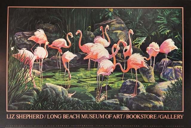 Liz Shepherd, 'Long Beach Museum of Art/Bookstore/Gallery', 1981, The Loft Fine Art