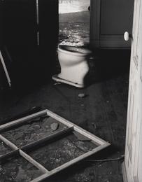Untitled (Toilet, Broken Window)