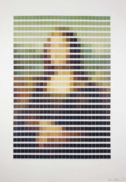 Nick Smith, 'Da Vinci - Mona Lisa', 2019, Rhodes