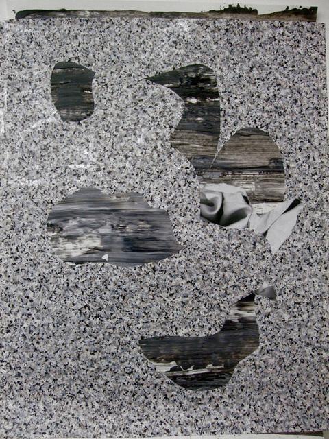 , 'Granite 2,' 2014, J+