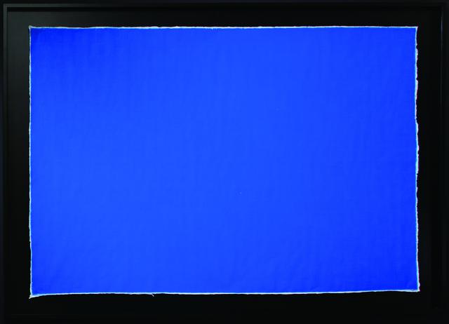 , 'Ultramarine-2,' 2016, MUMU Gallery