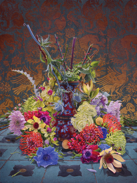 , 'Corona,' 2018, Gallery Henoch