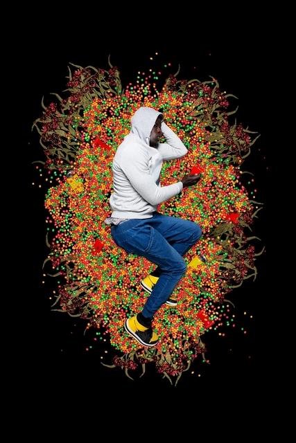 Omar Victor Diop, 'Trayvon Martin, 2012', 2016, Magnin-A