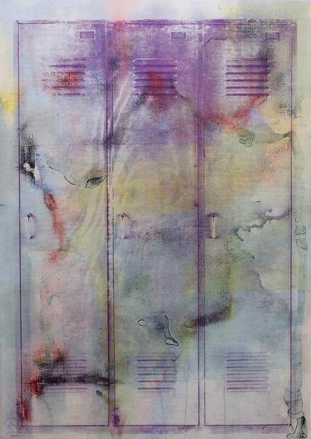 , 'ghost locker (super fuzz),' 2019, Christine König Galerie