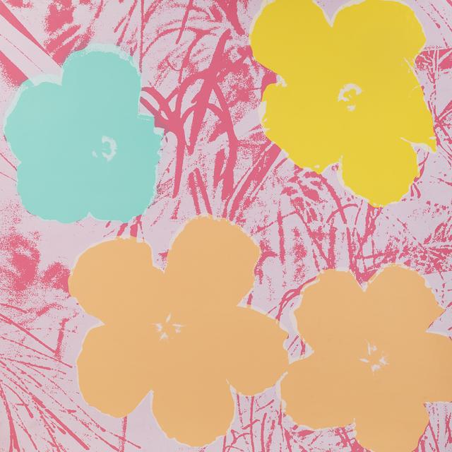 Andy Warhol, 'Flowers', 1970, Hindman