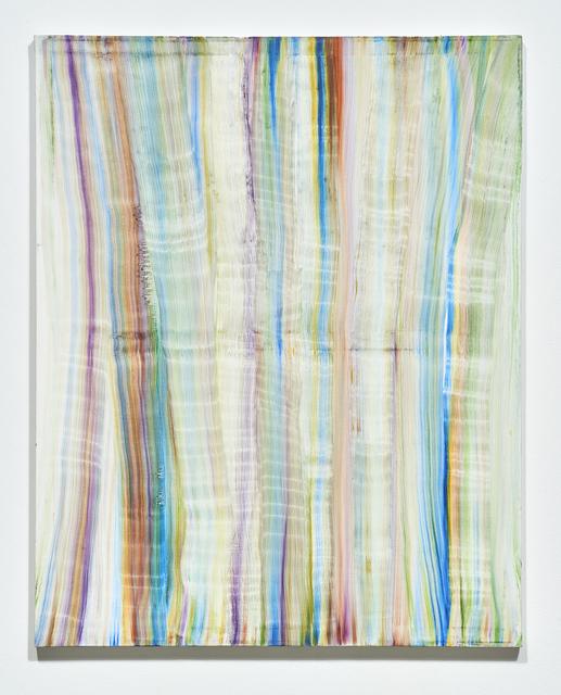 , 'Green Stripes ,' 2012, Jessica Silverman Gallery