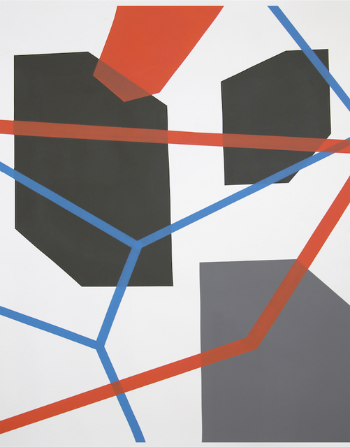 , 'Fold (Reduced_R27),' 2017, OSME Gallery