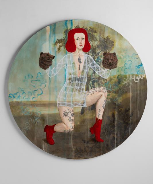 Anne Siems, 'Bear Lady', 2019, Slete Gallery