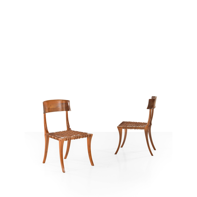 Terence Harold Robsjohn-Gibbings, 'Pair Of Chairs', circa 1955, PIASA