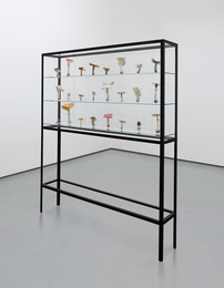 Carsten Höller, 'Doppelpilzvitrine (24 Doppelpilze),' 2009, Phillips: 20th Century and Contemporary Art Day Sale (February 2017)