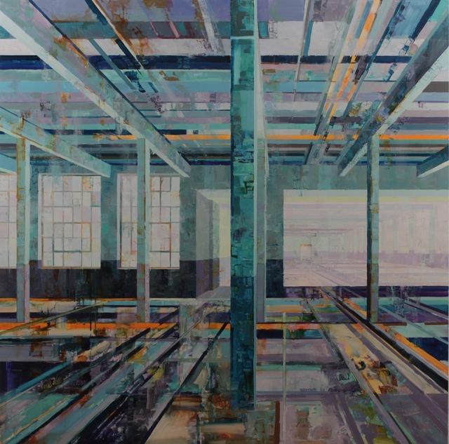 , 'Bardo Room V,' 2018, J. Cacciola Gallery