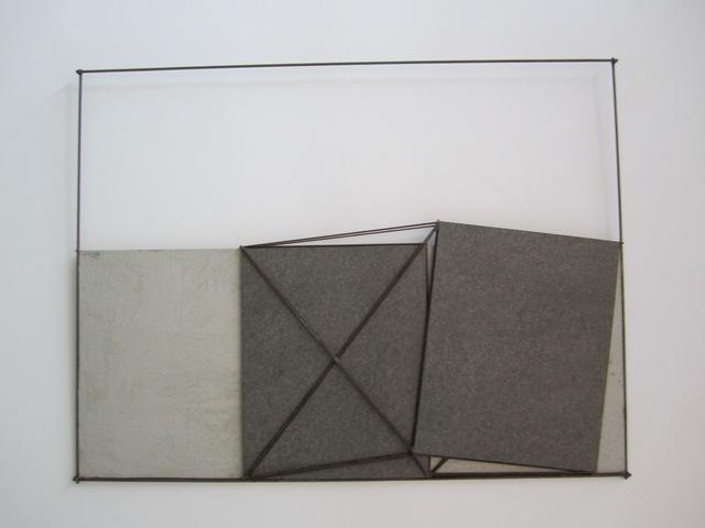 , 'Spazi di ferro n°12,' 1996, Galleria Paola Verrengia