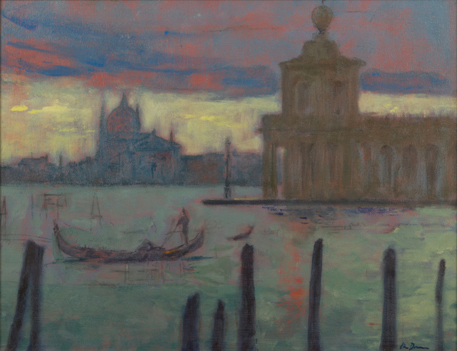, 'Dogana di Mare with Gondola,' , Childs Gallery