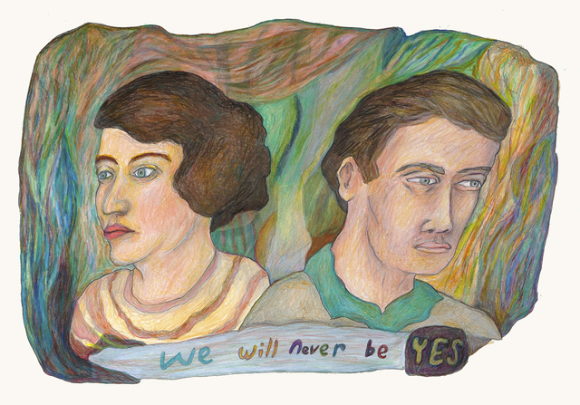 , 'We Will Never Be Yes,' , Dowling Walsh