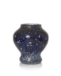 a 'Paisley Shawl' glass vase, shape C