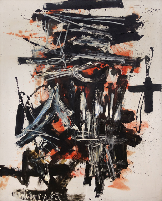 , 'Theorem Duty,' 1963, Hollis Taggart Galleries