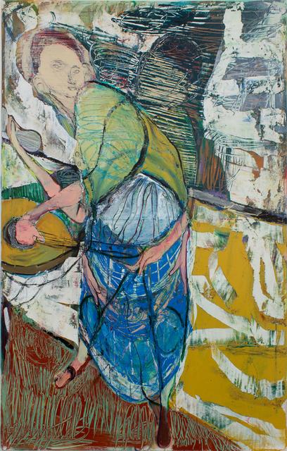 , 'Untitled  ,' 2016, Meyer Riegger