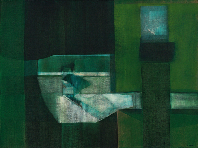 Lionel Abrams, 'Abstract Composition', Strauss & Co