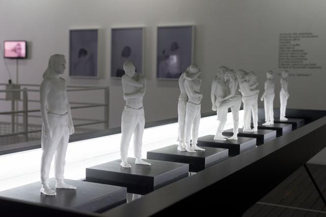 , 'Les Intriqués, TRAUM,' 2016, Galerie Les filles du calvaire