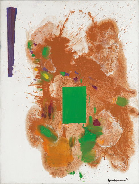Hans Hofmann, 'Fragrance', 1962, Phillips