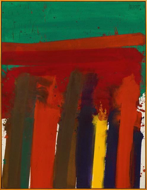 , 'Umbria,' 1986, Galerie Kovacek & Zetter