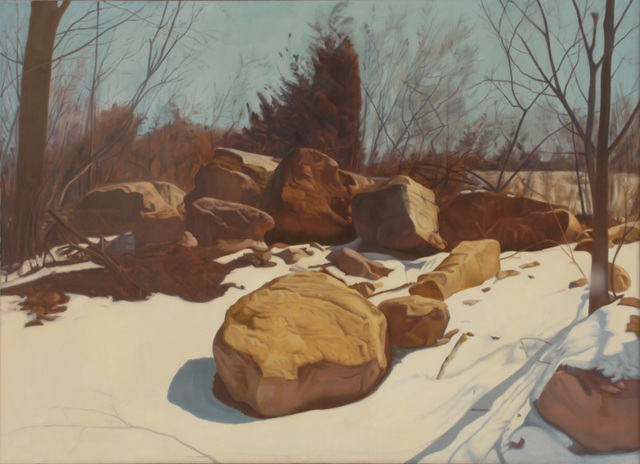 , 'Portrait of a Rock,' 1975, Walter Wickiser Gallery