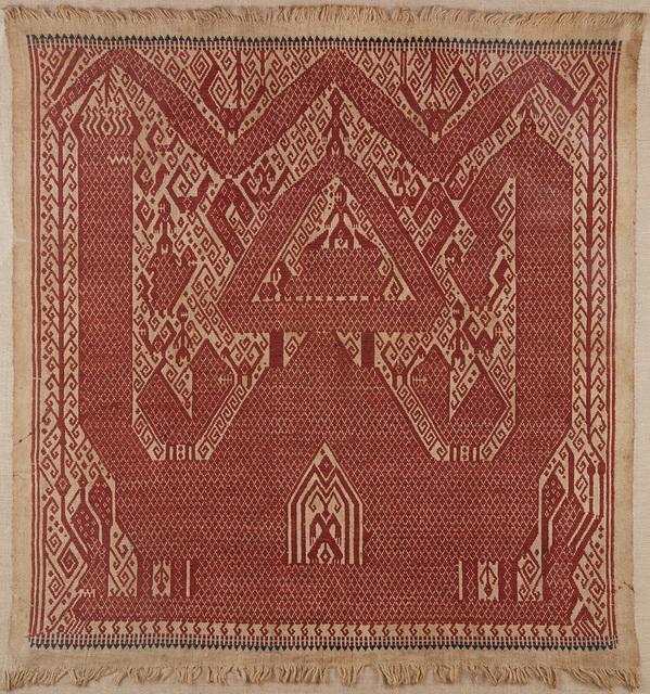 Unknown Artist, 'Sumatra, Lampung, Tanpam (Ritual Weaving)', ca. Late 19th -Early 20th Century, Cavin-Morris Gallery