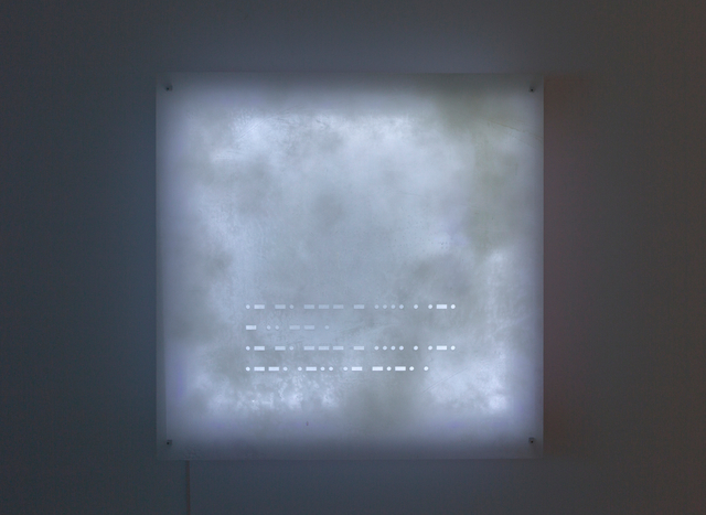 , 'Another Time Another Place,' 2000, Galerie Krinzinger